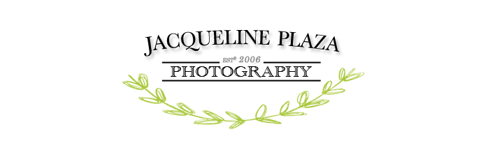 Jacqueline Plaza Photography logo